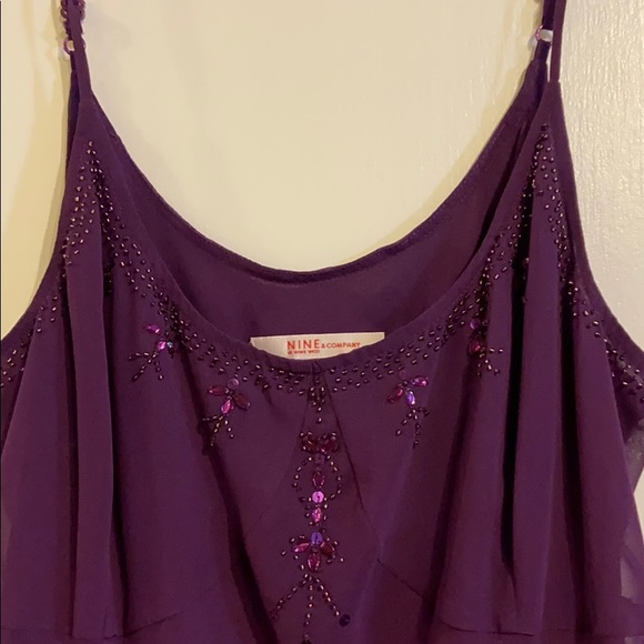Fancy 9 and company  camisole